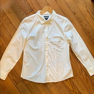 Tommy Hilfiger White Shirt NWOT